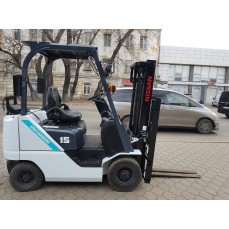 Погрузчик Nissan UniCarriers 2016(2)